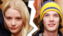 'Lost' Star Emilie de Ravin and Husband -- OK, This Time We're REALLY Divorcing