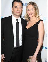 Jimmy Kimmel Welcomes Baby Girl With Wife Molly McNearney -- Find Out Her Name!