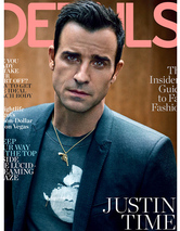 "Justin Theroux Says Loving Jennifer Aniston Isn't ""D"