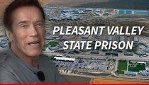 Arnold Schwarzenegger -- I Didn't Poison Prisoners