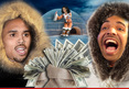 Chris Brown, Drake -- Screw Rihanna and Friendship ... Let's Make Money!