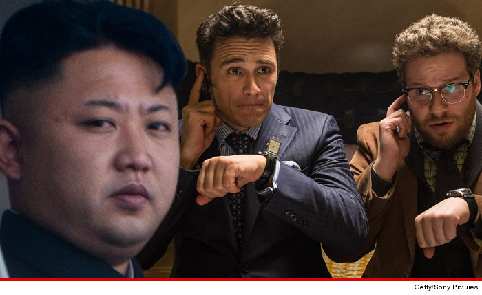 North Korea Seth Rogen James Franco Movie
