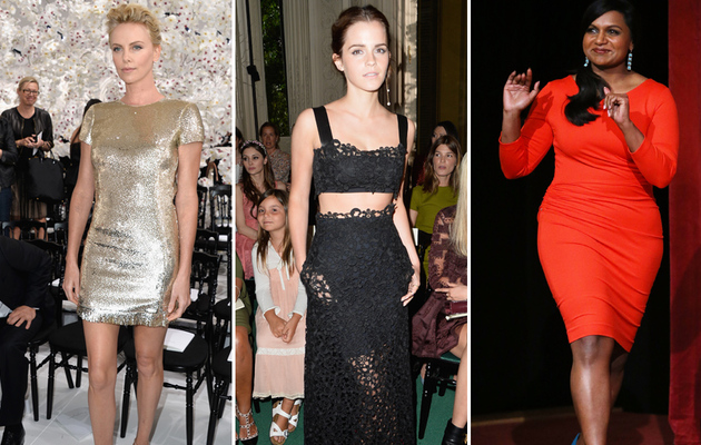 Charlize, Emma & More -- See This Week's Best Dressed Stars!