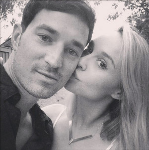 Becca Tobin and Matt Bendik Together