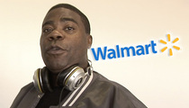 Tracy Morgan -- Sues Walmart Over Crash ... You Overwork Your Drivers