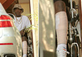 Tracy Morgan Recovering in Style -- Firs