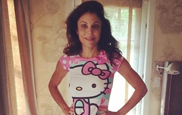 Bethenny Frankel Fires Back At Criticism For Wearing Her Daughter's PJs