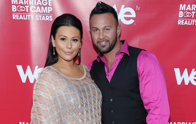 JWoww & Roger Mathews Welcome Baby Girl -- Find Out Her Name!