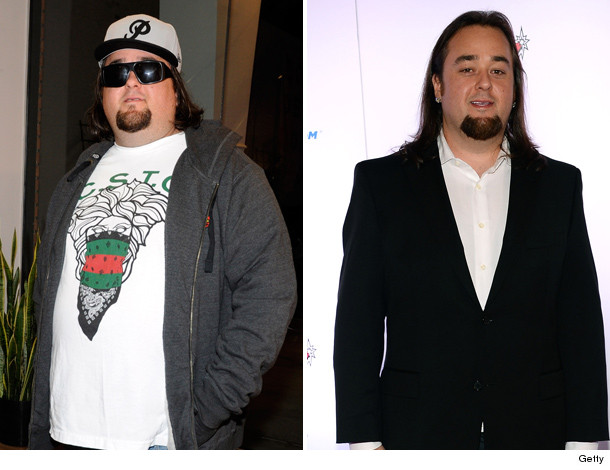 """Pawn Stars'"""" Corey Harrison Debuts 192-Pound Weight Loss 