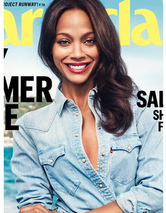 Zoe Saldana on Her Exes: I Don't Need To Be Friends With