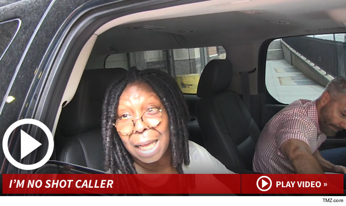 Whoopi Goldberg New View Host