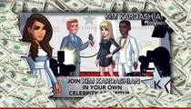 'Kim Kardashian: Hollywood' App Stands To Make Around $85 MILLION -- Winner