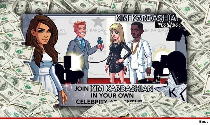 Kim Kardashian Hollywood App