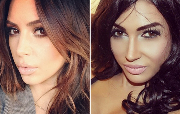 This Woman Spent More Than $30,000 to Look Like Kim Kardashian
