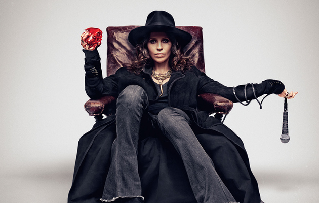 Linda Perry Talks New VH1 Show, Feud with Pink & Finding Love