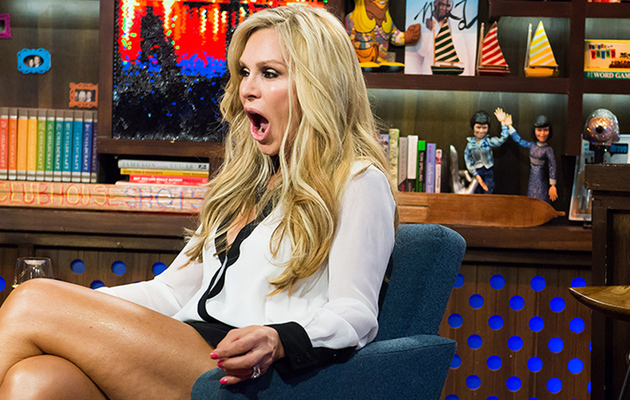 What Did Tamra Barney Do to Her Face? She Says ....