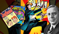 'Archie' Comic Book Star -- Goes Out a Hero by Saving Senator's Life