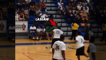 DeSean Jackson -- GOES HAM AT CELEB HOOPS GAME ... Drops 42 Points
