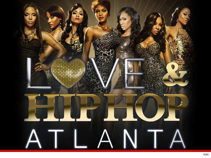 Love and Hip Hop Atlanta Reunion Fight