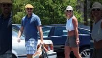 Britney Spears -- I Dine, I Dash ... I Just Plain Forgot