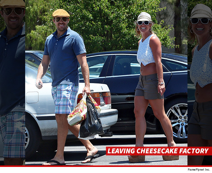 Britney Spears Dine and Dash