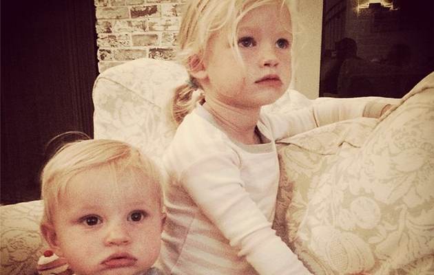 Jessica Simpson Shares Adorable Pic of Maxwell and Ace After Honeymoon