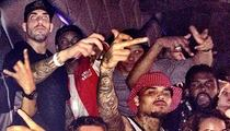 Justin Bieber & Chris Brown -- Probation Turn Up in the Club