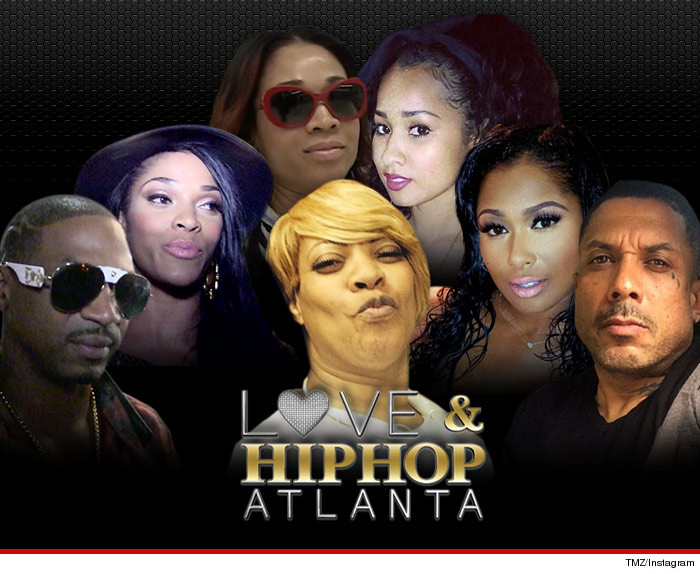 "'Love And Hip Hop Atlanta"" Star Momma Dee Reveals She ..."