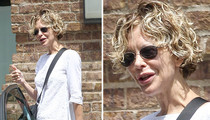 Meg Ryan -- Happy 25th Anniversary to Me & Harry