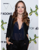 Olivia Wilde Flaunts Amazing Post-Baby Bod At H&M