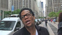 D. L. Hughley -- Rihanna and Dwight Howard Lied ... They Meant to Tweet #FreePalestine