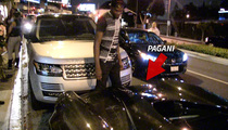 Kevin Durant CAN'T AFFORD $1.4 Mil Supercar -- OUT-BALLED At Hollywood Club