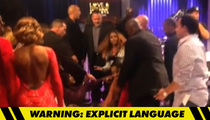 'Love and Hip Hop: Atlanta' Reunion Fight -- Multiple Brawls All Over the Studio ... Caught on Tape (VIDEO)