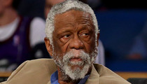 Bill Russell Hospitalized In Lake Tahoe ... After Collapsing at Speaking Gig