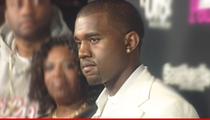 Kanye West -- High Marks for Community Service, Anger Management