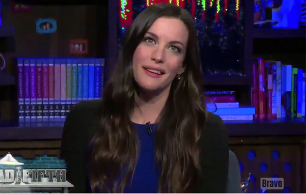 "Liv Tyler Plays ""Marry, F--k, Kill"" With Her Sexy Male Costars -- See Who She Picked!"