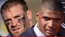 Rams Star Chris Long -- I'M PROUD OF MICHAEL SAM ... 'Excited to Play with Him'