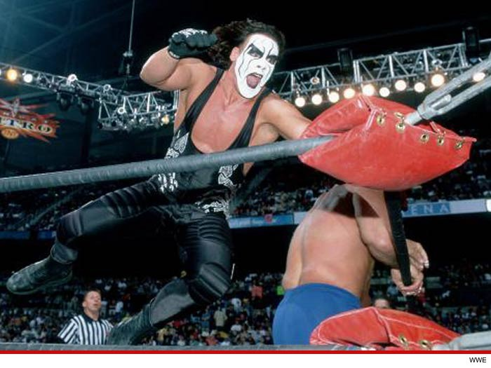 Sting WWE Deal