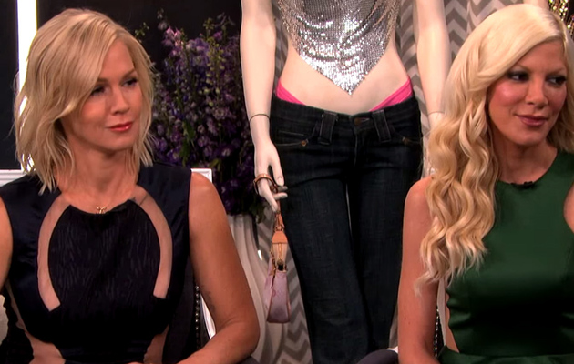 Video: Tori Spelling Gets Pissed When Joan Rivers Asks about Cheating Scandal