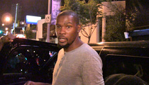 Kevin Durant -- HITS BACK AT FASHION HATERS ... Over Green ESPY Jacket