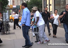 Tracy Morgan -- Recovering One Step at a Time