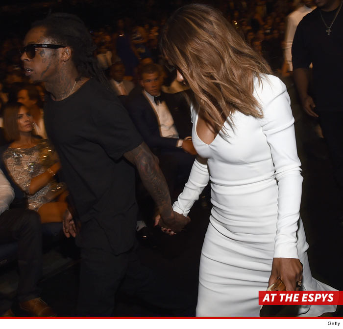 Lil Wayne Dating Christina Milian