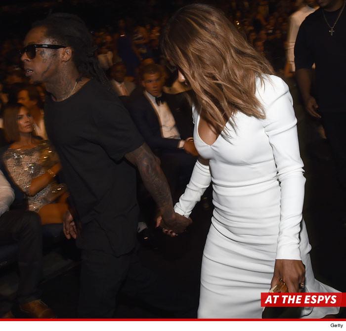 Lil Wayne Dating Christina Milian