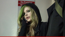Avril Lavigne Concert Lawsuit -- I Did Your Stupid Concert ... Now Fork Over My $375K