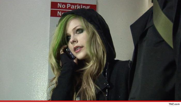 Avril Lavigne Concert Lawsuit