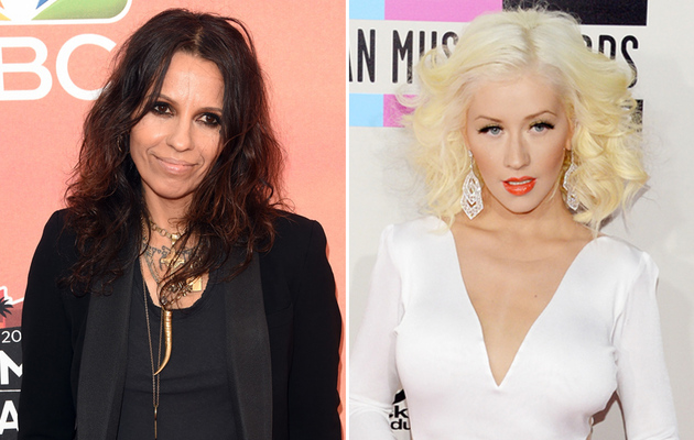 "Linda Perry Calls Christina Aguilera ""Most Challenging"" Artist to Work With"
