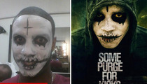 'The Purge: Anarchy' Actor -- I Got Robbed ... They Never Said I'd Be on Billboards