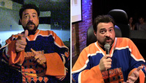 Kevin Smith -- TMZ Photog Melts Down On Podcast ... HYSTERICAL VIDEO!
