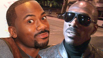 Eddie Murphy -- Faux Son Drops $50 Million Lawsuit