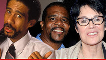 Richard Pryor Jr. -- Fires off Legal Threat ... I'll Sue if Stepmom Goes Forward with Biopic